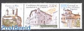 UNESCO world heritage candidate 1v+2 tabs