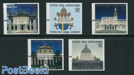 Holy Year, Automat stamps 5v (face value may vary)