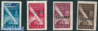 Inclusion Recover Areas 4V with Groszy overprint