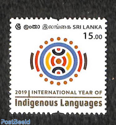 Int. year of Indegenous languages 1v